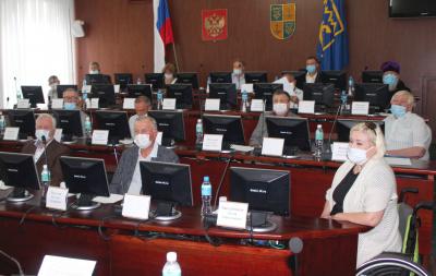 Сформирован состав Общественной палаты г.о. Тольятти второго созыва