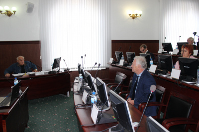 Состоялось очередное заседание Общественной палаты г.о.Тольятти