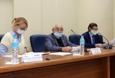 Общественная палата г.о. Тольятти второго созыва приступила к работе